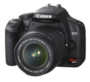 DSLR Fotoğraf Makinası