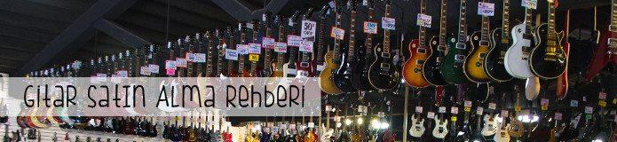 gitar satın al