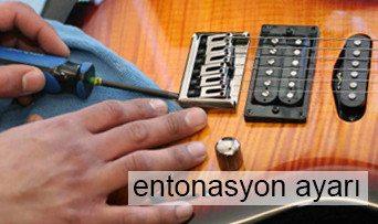 Gitar Entonasyon Ayarı Nasıl Yapılır: Gitarına Ustaca Bakım Yapabilirsin